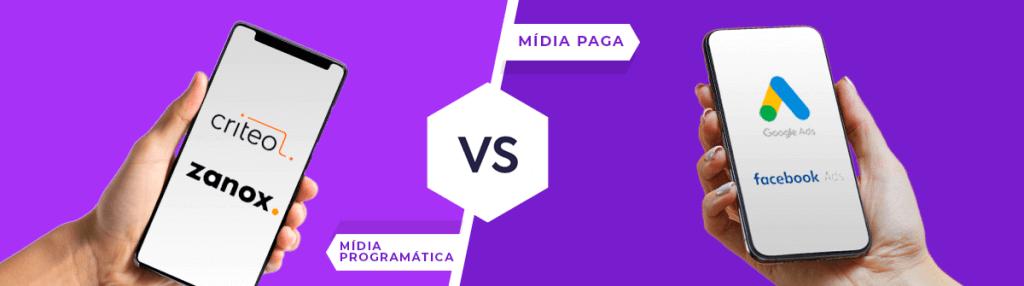 Foto de Qual a diferença entre Mídia Paga e Mídia Programática?